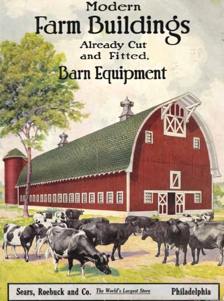 Tyual Jamesway Barn Plans